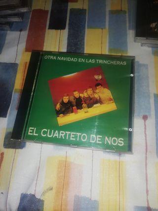 CD EL CUARTETO DE NOS 'OTRA NAVIDAD EN LAS...