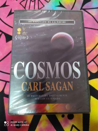 serie documental completa COSMOS CARL SAGAN