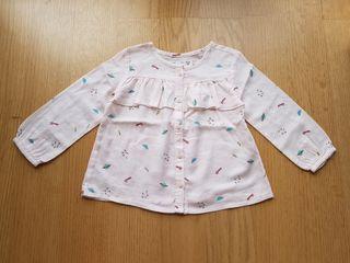 Camisa bebé 12-18 meses Zara