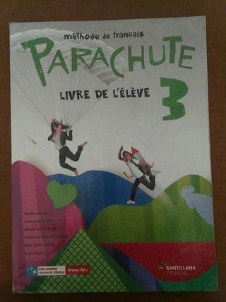 Libro de Francés Parachute 3 ESO