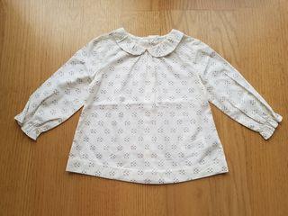Camisa bebé 12-18 meses Gocco