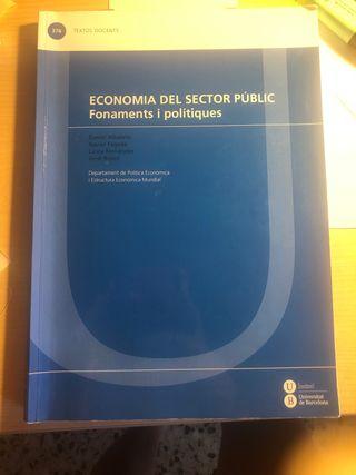 Economía del sector público