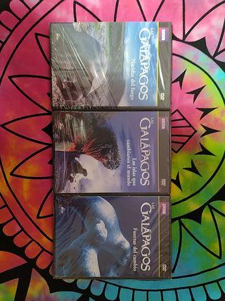Las galapagos serie documental dvd
