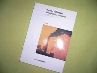 """Libro """"Aspectos ambientales"""""""