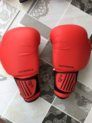 Guantes de Kickboxing