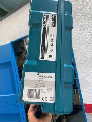 Cajas vacías makita y Bosch