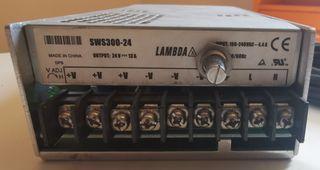 Fuente de alimentación Lambda SWS300-24