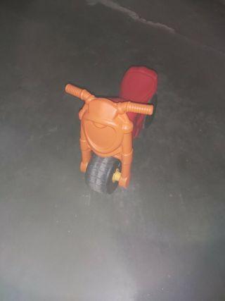 Correpasillo moto Feber
