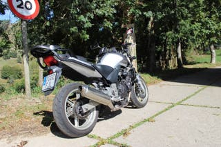 Honda CBF 600 N, A2