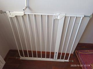 Barrera seguridad escaleras+extensión