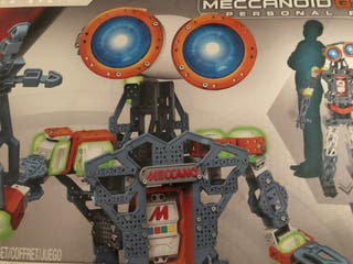 Robot Meccano gk15KS
