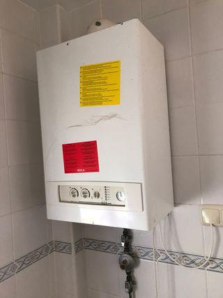 Calentador ROKA de gas natural agua caliente