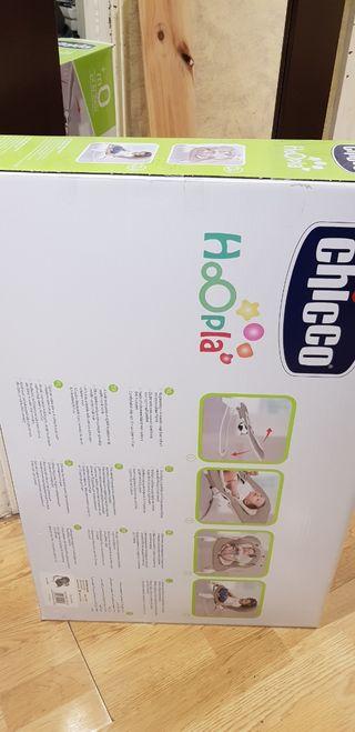 hamaca hoopla de la marca Chicco NUEVA !
