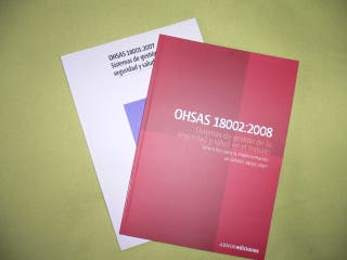 Libros OHSAS 18001:2007
