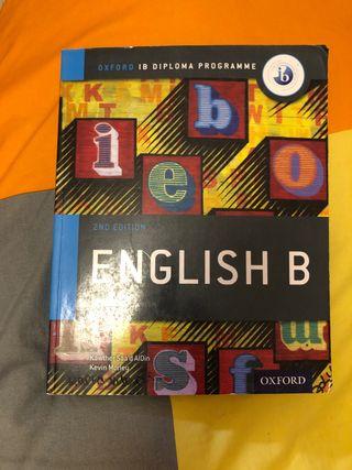 Libro de inglés B, bachillerato internacional