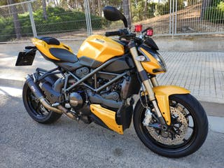 Ducati Streetfighter 848 2013