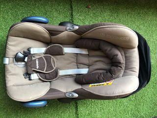 Maxicosi cabriofix , silla coche grupo 0