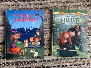 Pack de 2 preciosos libros infantiles