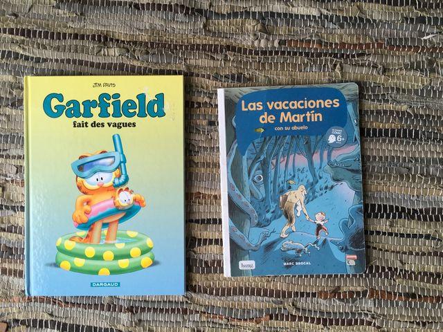 Pack de 2 comics, cada uno por 2€