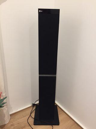 Barra sonido LG