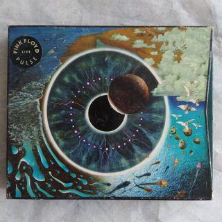 Pink Floyd - Pulse (2xCD, Album, Dig + Box) D:VG+