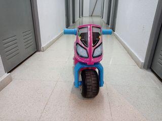 Moto Correpasillos