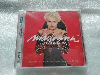 CD MADONNA, LOS DISCOS DE TU VIDA