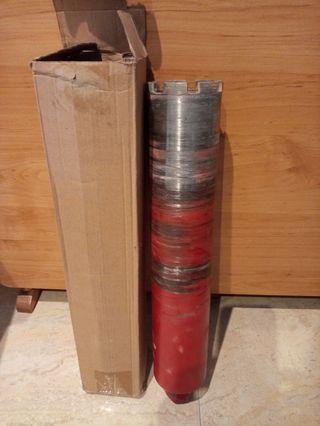 Broca de perforacion para hilti