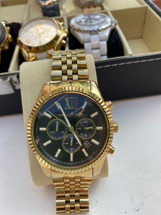 Reloj Michael Kors oro mujer