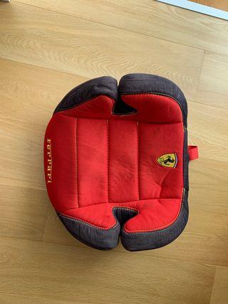 Silla Ferrari de niños coche