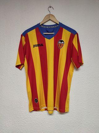Camiseta oficial Valencia C.F