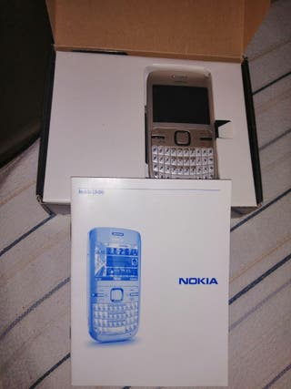 telefono móvil Nokia c3