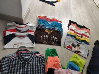 lote ropa niño de 2 a 4 años