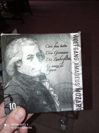 discografia de Wolfgang Amadeus Mozart
