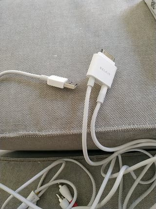 video cable iPhone o ipod