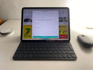 Smart Keyboard Folio ipad pro 11 INGLÉS