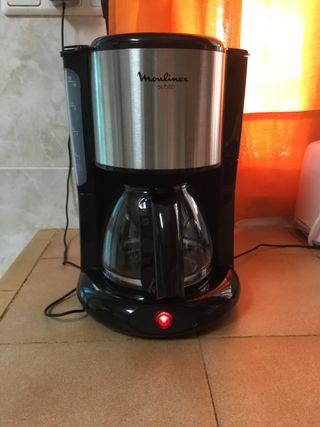 Cafetera anti goteo Moulinex