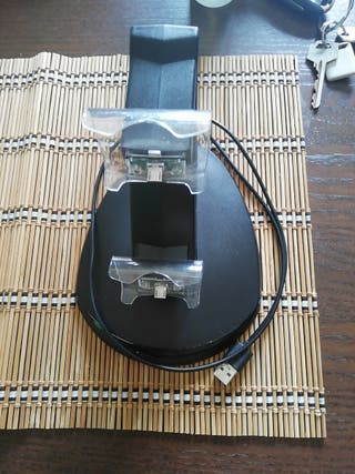 Cargador de mandos de PS4