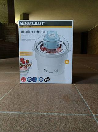 heladera eléctrica silver crest.