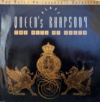 Disco Vinilo Queen's Rhapsody