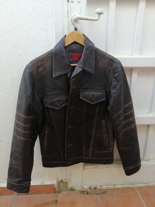 Nuevo Chaquete cuero Zara, New Leather Jacket Zara