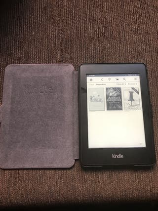 Tablet para leer de la marca kindle paperwhite