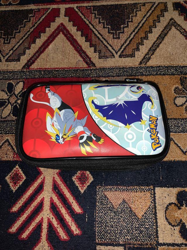 Funda Pokémon Sol y Luna 3DS/XL