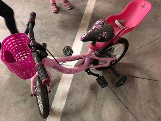 Bicicleta niña 12'