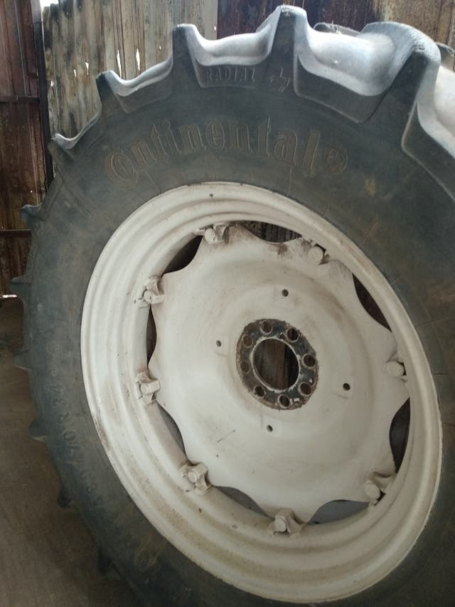 ruedas de tractor same