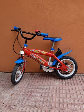 "Bicicleta Patrulla Canina 12"""