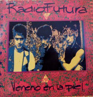 Disco Vinilo Radio Futura