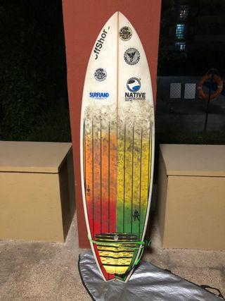 Tabla de surf Native