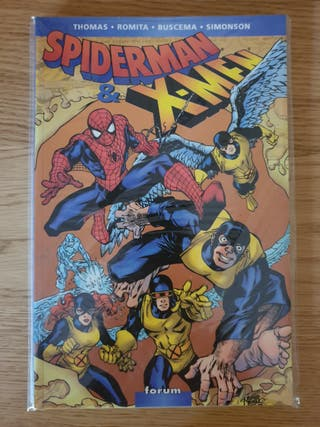 Spiderman X-men