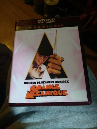 La naranja mecánica (Hd-Dvd)